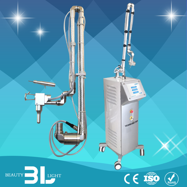 New design Scar Acne Removal Skin Resurfacing Laser Equipment co2 fractional laser medical machine with FDA