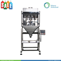 Semi-automatic Stainless steel 304 New CE Approval 500g sugar packing machine
