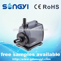 2014 New irrigation submersible water pumps