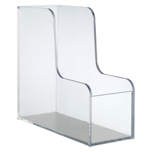 Clear Acrylic Magazine File Display Holder, A4 Acrylic Document Display Holder