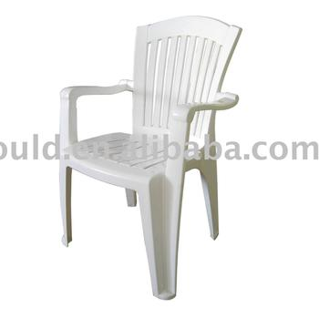 best selling plastic arm chair mould