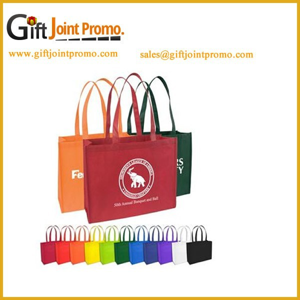 Customized Cheap Waterproof PP Non Woven Grocery Shopping Bag