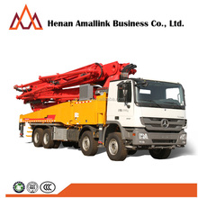hot sale 25-42m concrete pump truck in Philippines