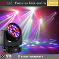 Cheap price 18x 4i1n rgbw 15w led bee eye stage light moving head lighting with 40 Channels