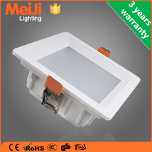 Good sale 18w 30w cob led downlight rectangular dimmable led downlight with 3 years warranty