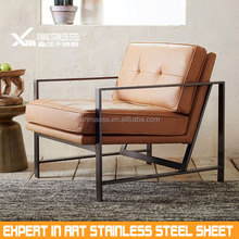 Customized 304 stainless steel decorative metal furniture legs