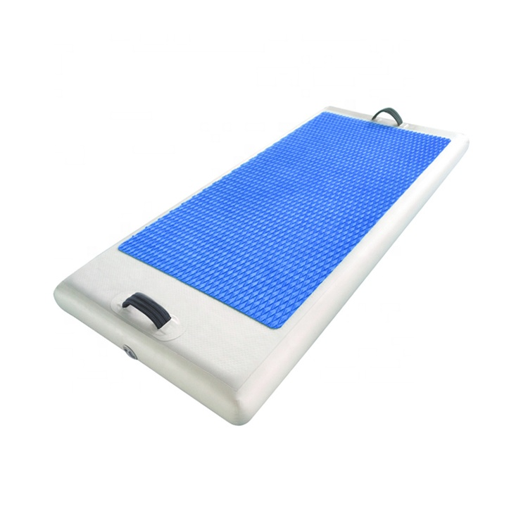 2019 NEW Swimming Pool Sea Lake Floating Inflatable Aqua Exercise Mats <strong>Water</strong> Yoga Board Cheap Inflatable Yoga Mat On <strong>Water</strong>