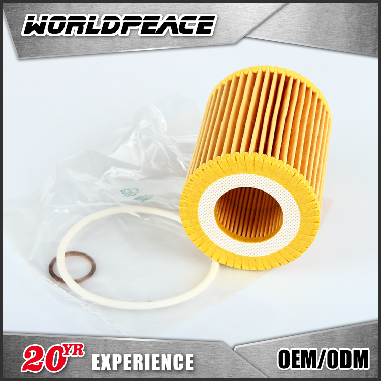 Cheap price Auto car oil filter element form china manufacture