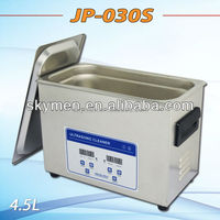 4.5L protable medical ultrasonic cleaner hospital instrument 180W