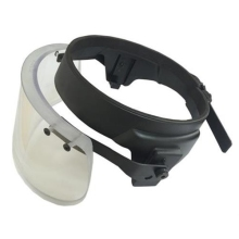 Army Safety Ballistic Helmet Bulletproof Visor
