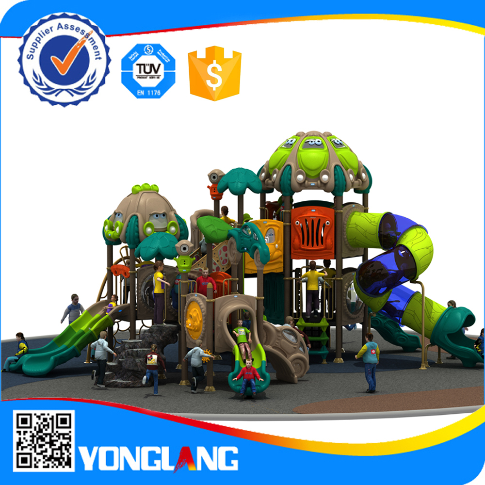 2015 Hot Selling Amusement kids kindergarten portable mammography playground equipment