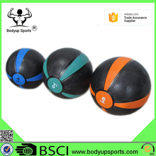 Gym Fitness Equipment Solid Crossfit Rubber Exercise Medicine Ball