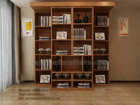 Best design bedroom wall unit dropship double size with shelving vanrom furniture