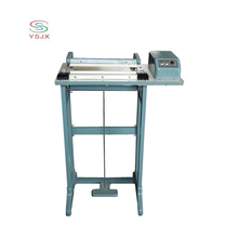Small polythene bag sealing machine with cutter