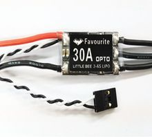 FVT LittleBee 30A ESC for Multirotor BLHeli fpv ESC Quadcopter ESC