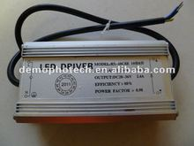 Waterproof 80W 2400mA Constant Current LED Driver
