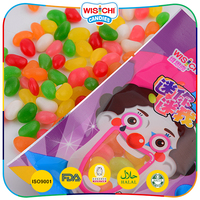 Soft mini jelly bean factory direct price halal jelly