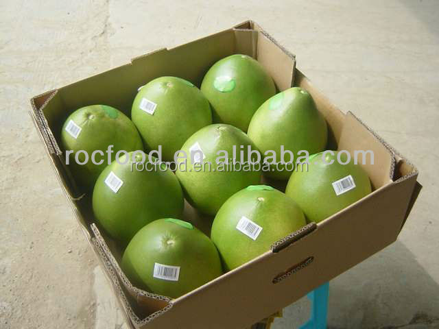Buy Chinese Citrus Fruit Fresh Guanxi Honey Pomelo green skin pomelo