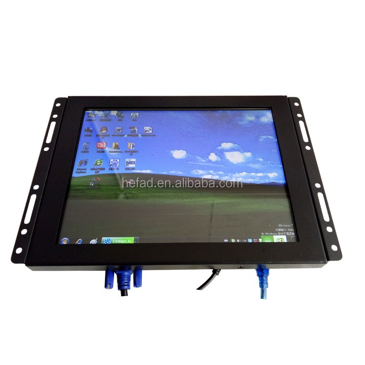 "Open frame 10"" 10.4"" Touch screen Monitor for Linux Windows"