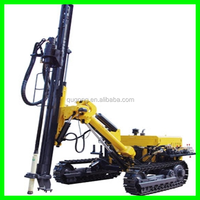 25m hole depth, strong motor KY140A drill rig offshore
