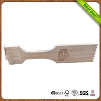 New design handmadeWooden Paddle Crafts