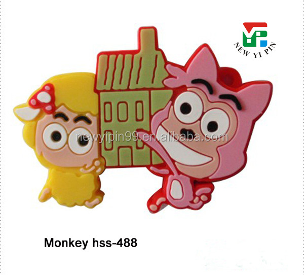 New Yipin Lovely Monkey Fast Read and Write Various Shapes Mini USB Flash Drives