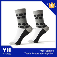 2015 Cheap custom red sports sox socks importer in usa