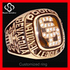 custom fantasy hockey championship ring