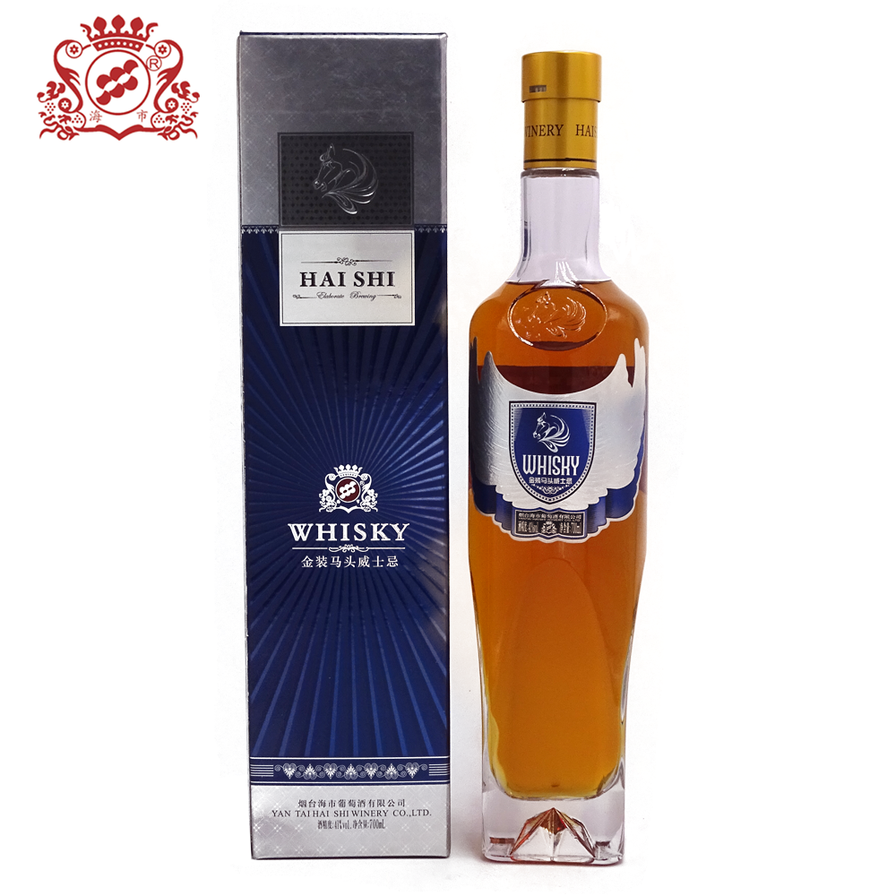 Haishi Golden Horse Head Whisky