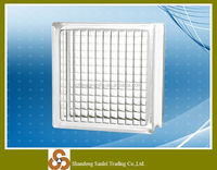Top selling small glass block manufacturer for floor