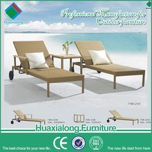weather resistant outdoor used rattan garden furniture for sale FWB-204