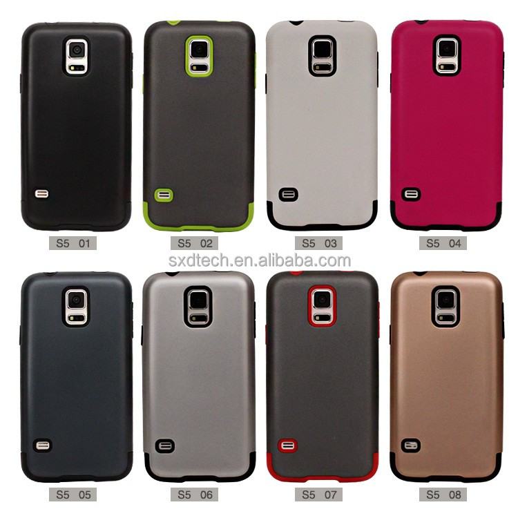 Caseology PC TPU armor Case for Samsung S5 i9600 CO01