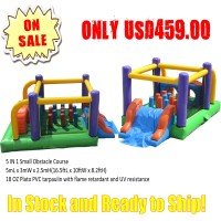 Direct Manufacture CE Approved HNJOYTOYS Inflatable Bouncy Castle For Sale