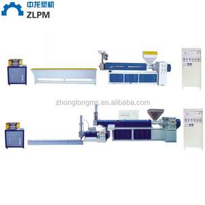 China Hot sale high quality PP/PE waste Plastic Recycling Machine