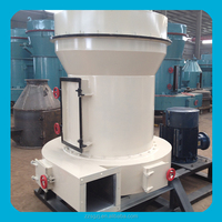 Powder mill for grinding gypsum,talc,limestone,calcite,etc