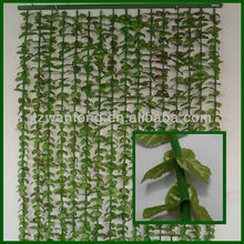 Plastic Leaf Decorative Bamboo Strings Door Curtains