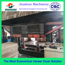 Hot Press Veneer Dryer Machine The Most Cost Saving Drying Solution For Veneer Industry