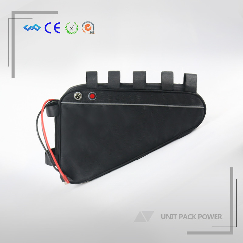 Factory Direct Sales 48V 16Ah 18650 Lithium Battery Pack Powered Bafang BBSHD Mid Drive Motor with Charger
