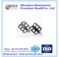 aluminum die casting parts for mountain bike