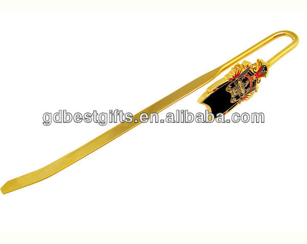 Chinese Peking Opera Mask Custom shaped bookmark supplier