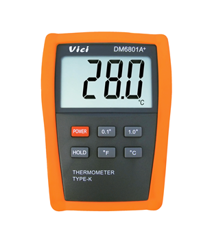 VICI DM6801A+ high accuracy digital thermometer manual