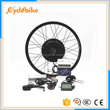 48V 1000W electric bike conversion kit / electric motor for bicycle