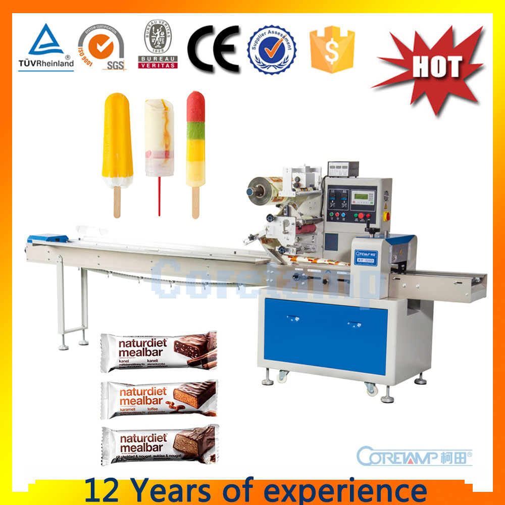 Hot Sale Plastic Popsicle Bags Packaging Machine