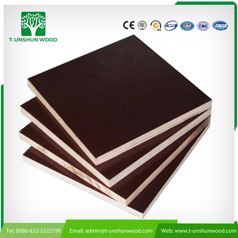 Waterproof Plywood Price 18mm 4X8 Arrow Ply Phenolic Plywood