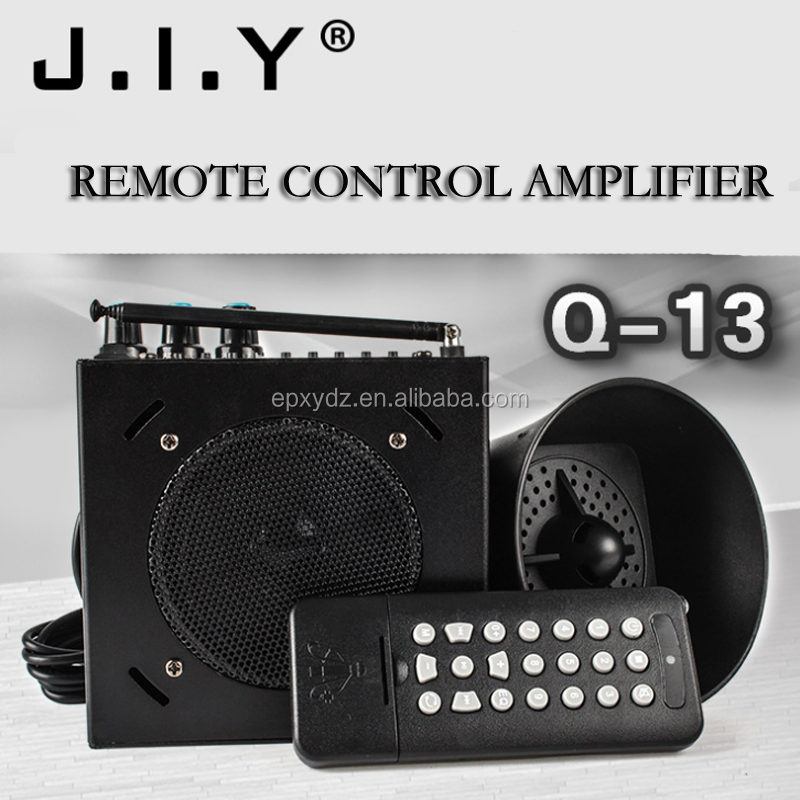 J.I.Y <strong>Q13</strong> Digital bird sounds amplifier mp3 play with remote control for hunting