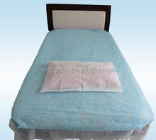Health and Medical PP/SMS Disposable Sterile Bed Sheet/Spa Bed Cover