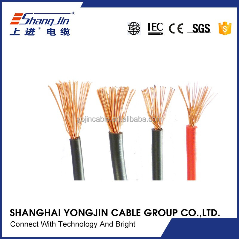 flexible LSOH insulation earth ground cable wire