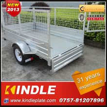 Professional small truck trailers Manufacturer with 31 Years Experience