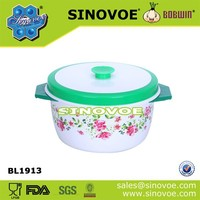 2014 food storage insulated plastic container/thermal casserole