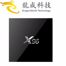 X96 Amlogic S905X tv box Quad Core 1G 8G /2G 8G dual band wifi android 6.0 kodi 16.1 play store app free download smart TV Box